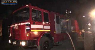 5 incendii izbucnite la locuințe din Teleorman,în ultimele 72 de ore