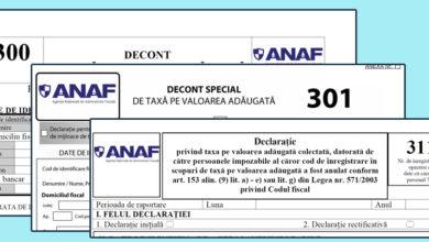 Photo of 25 iunie – termen limită pentru depunerea a nouă declaraţii fiscale
